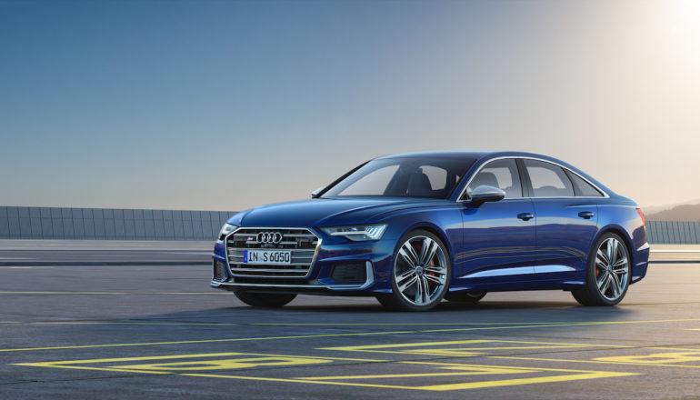 Audi S6 Sedan TDI