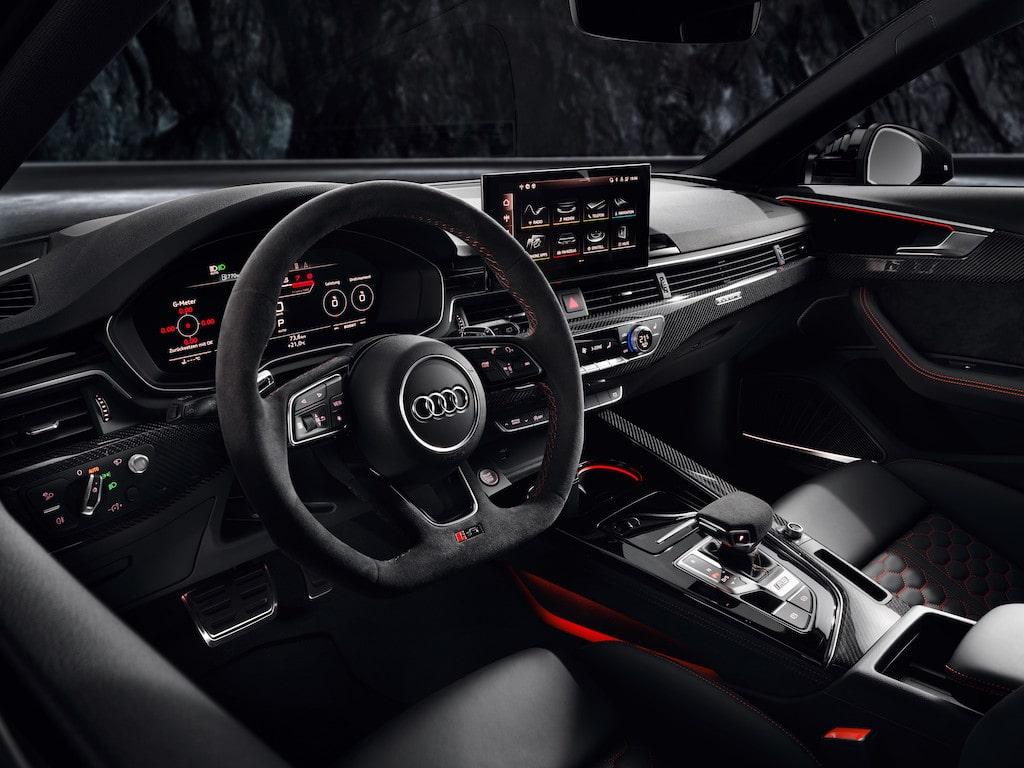 Audi RS4 2019