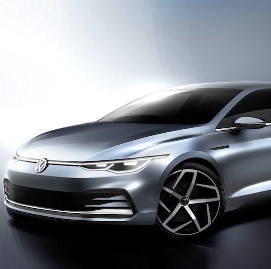 Nouvelle Volkswagen Golf